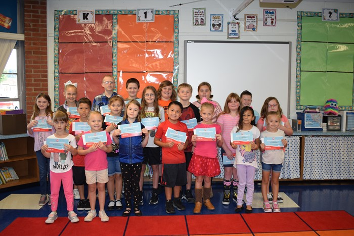 Students of the Month, September 2018