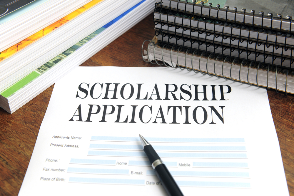 Scholarships with deadlines